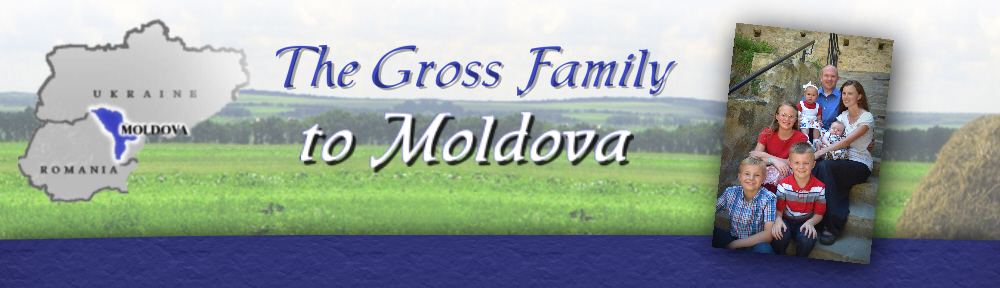 Gross Family to Moldova